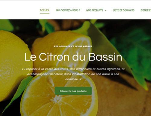 Le Citron du Bassin